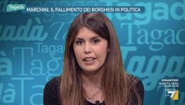 Elisa Serafini - Blogger e giornalista a Tagada su La7