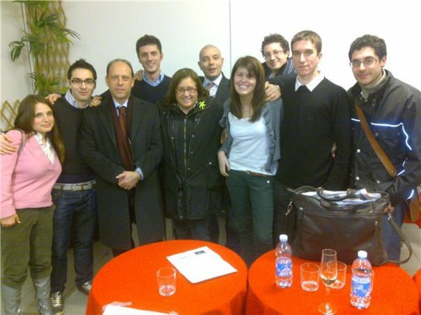La Giovane Italia in trasferta a Savona con on.Frassinetti